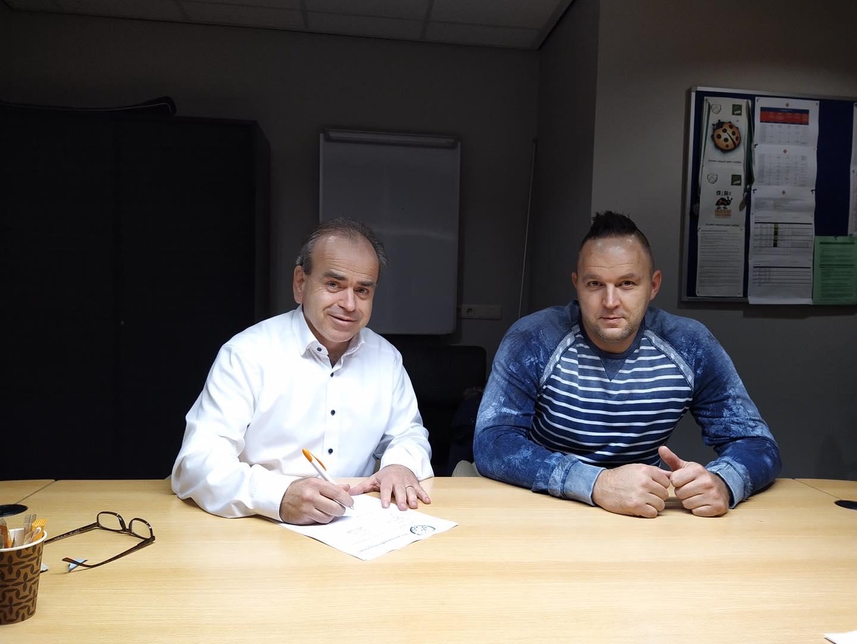 SVME verlengd contract  met Kevin Nowacki